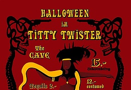 Halloween im Titty Twister X