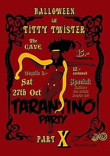 Halloween im Titty Twister X