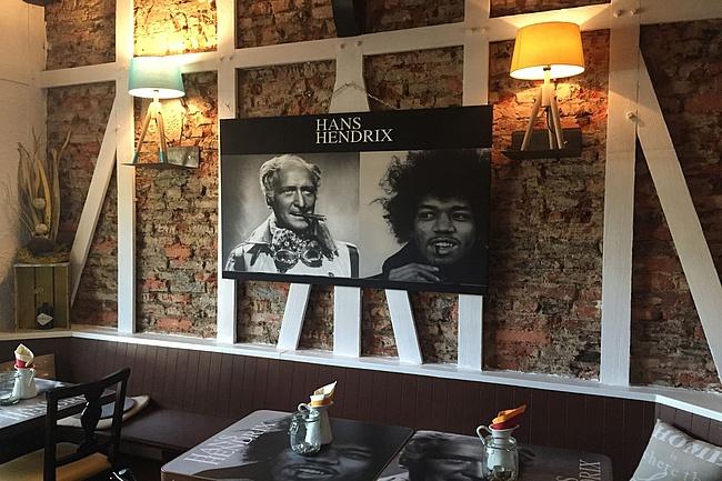 Das Hans Hendrix – Wenn der Albers mit dem Jimmy…
