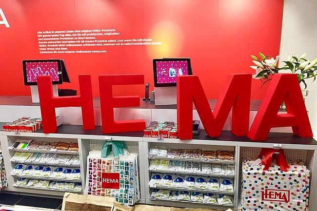 Niederländisches Traditionskaufhaus HEMA jetzt auch mit Flagship-Store in Frankfurt