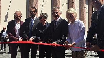 TAKEOVER: Übergabe des Historischen Museums an das Kulturdezernat der Stadt Frankfurt