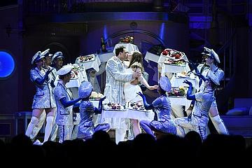 Standing Ovations für Udo Jürgens Musical