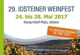 29. Idsteiner Weinfest und Stadtlauf