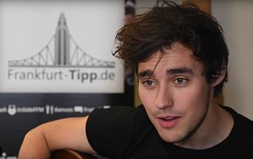 Jorge Blanco besucht die Frankfurt-Tipp.de Redaktion