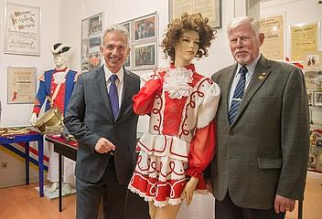 'Klaa Paris' hat jetzt auch ein Fastnachtsmuseum