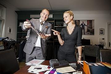 Die Kleider machen Leute-Charity Gala wurde im MyZeil vorgestellt