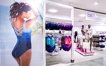 LASCANA eröffnet bei KARSTADT Frankfurt-Zeil einen Pop-up-Store der besonderen Art