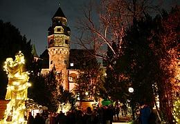 Weihnachtszauber - Weihnachtsmarkt im Liebieghaus
