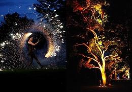 Magie der Lichter