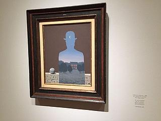 Magritte - Der Verrat der Bilder