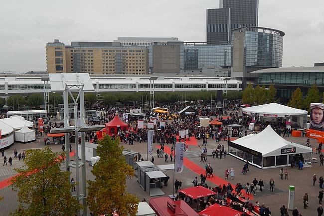 Die Messe Frankfurt - Die älteste Messe der Welt