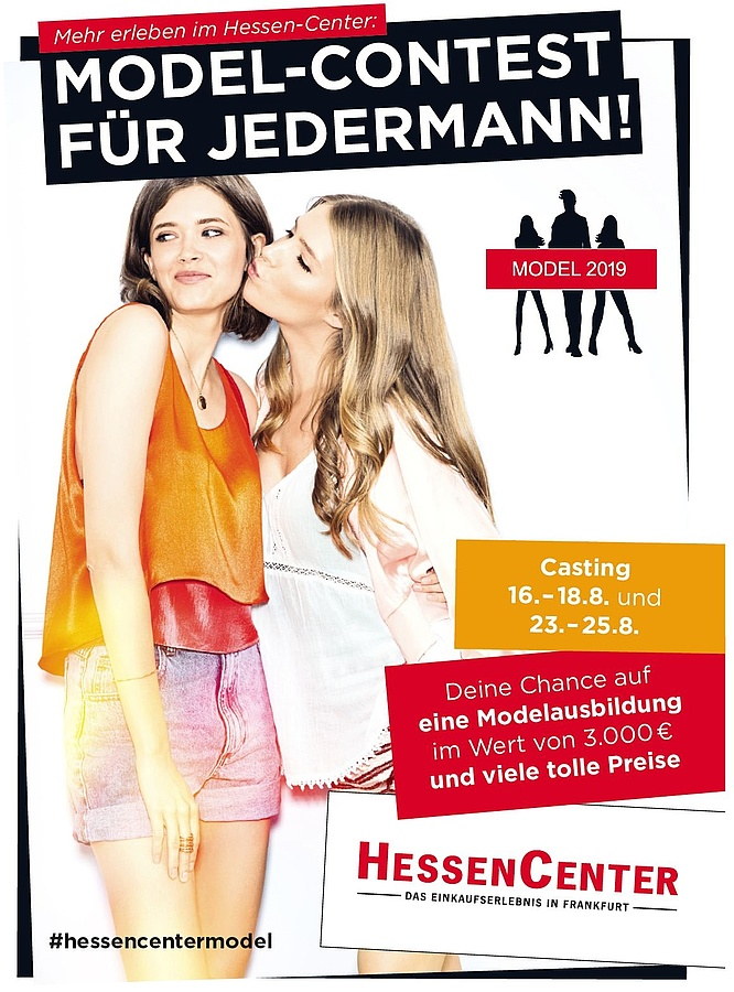 Entdecke Die Veranstaltung Model Contest Im Hessen Center In
