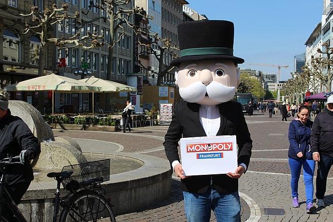 Frankfurt bekommt eine neue MONOPOLY Edition