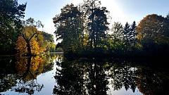 Neulich an der Nidda – ein Herbstausflug
