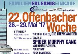 Offenbacher Woche 2017