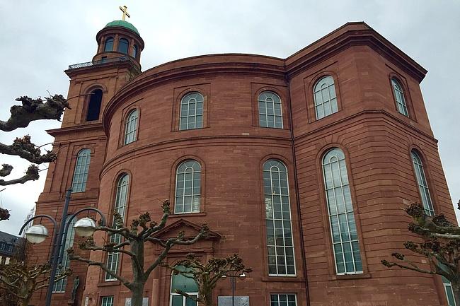 Die Paulskirche – Wiege der Demokratie