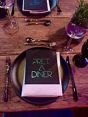 Pret A Diner bietet ein ganz besonderes Dinner-Erlebnis