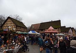REWE-Weihnachtsmarkt