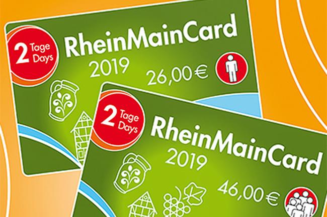 RheinMainCard so attraktiv wie nie