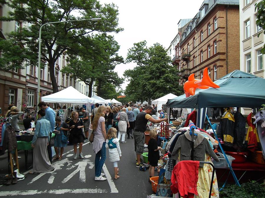 Flohmarkt Frankfurt 2021