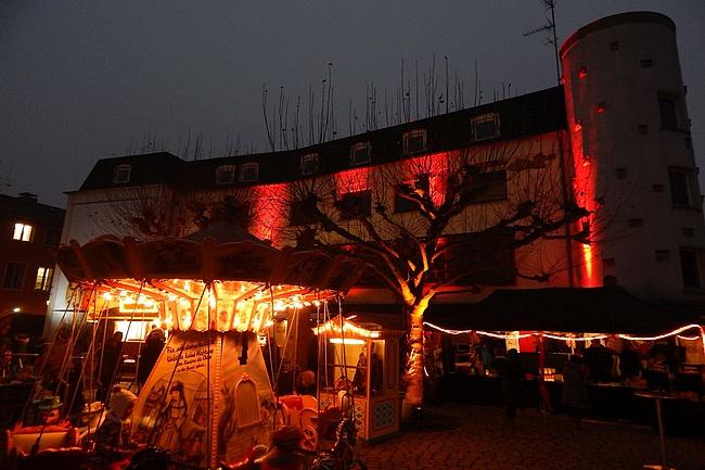 2. Weihnachtsmarkt Alt-Sachsenhausen eröffnet