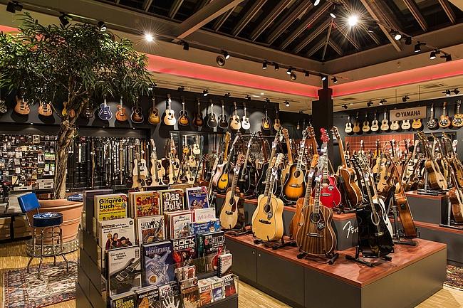 Musikhaus session