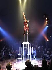 Cirque Bouffon gastiert in Wiesbaden – Mainz-Kastel