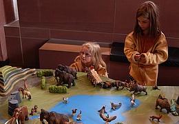 Steinzeitkinder - Kleine Jäger und Sammler
