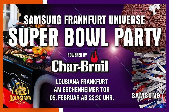 VIP-Tickets für Super Bowl Party zu gewinnen