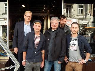 Das TAB Projekt bringt die Taunusstraße zum leuchten