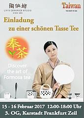 Ein schmackhafter Einblick in die asiatische Teekultur
