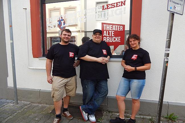 Broadway am Main: Das Theater Alte Brücke in Sachsenhausen