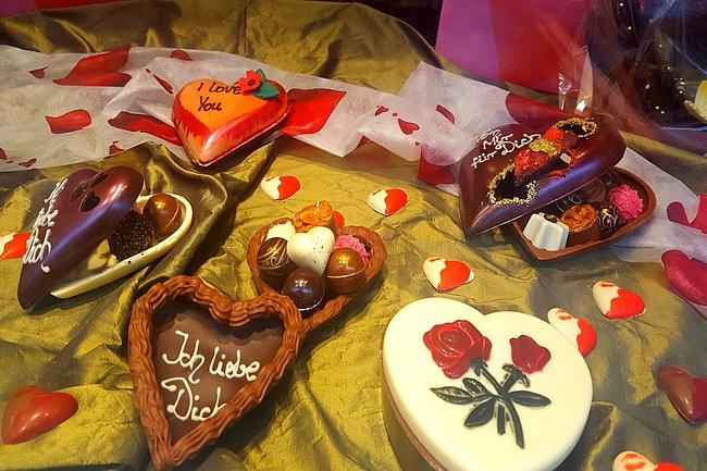 5 Dinge für den Valentinstag