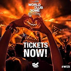 BigCityBeats WORLD CLUB DOME 2017 – Jetzt Tickets sichern