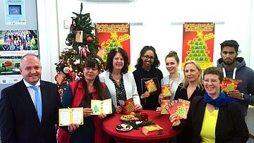 21 Jahre 'Ihr Weihnachtsgeschenk für Frankfurter Kinder'