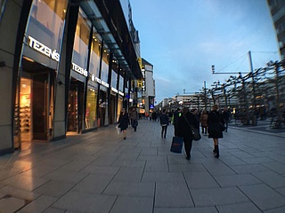 Frankfurter Zeil auch 2018 die beliebteste Einkaufsstraße Deutschlands