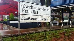Adé Zweitausendeins: eine Frankfurter Institution schließt ihre Türen