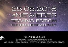 #Niewieder w/ Klanglos
