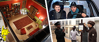 Abgedreht! Die Filmfabrik von Michel Gondry