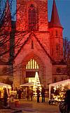 Adventmarkt auf dem Johannesplatz