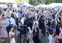 Afrikanisches & Karibisches Kulturfestival