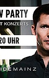 Aftershow Party des James Blunt Konzerts