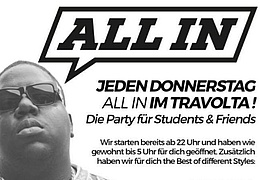 All In! (Vorfeiertagsspecial) mit Ema Koof & Dennis Smith