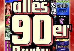 Alles 90er Party