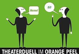 Ampere Theater – Theaterduell: Bist du dafür, bin ich dagegen!