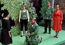 Bad Vilbeler Burgfestspiele - Figaros Hochzeit