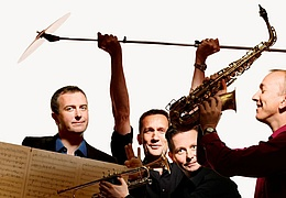 Barrelhouse Jazzband meets Echoes of Swing