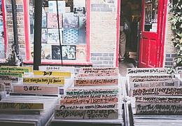 Batschkapp Musikflohmarkt