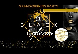Black Explosion - Grand Opening Party