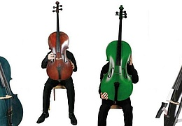 Cellharmonics - The 4 funky Cellos